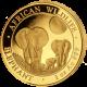 2014 Somalian Elephant - African Wildlife Series